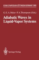 Adiabatic Waves in Liquid-Vapor Systems