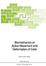 Biomechanics of Active Movement and Deformation of Cells