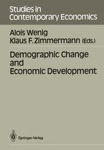 Demographic Change and Economic Development