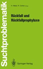 Rückfall und Rückfallprophylaxe