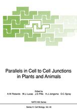 Parallels in Cell to Cell Junctions in Plants and Animals