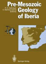 Pre-Mesozoic Geology of Iberia