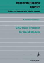 CAD Data Transfer for Solid Models