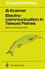 Electrocommunication in Teleost Fishes