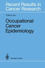 Occupational Cancer Epidemiology