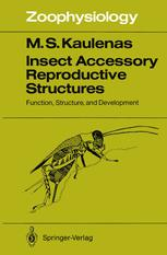 Insect Accessory Reproductive Structures