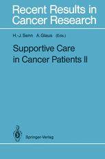 Supportive Care in Cancer Patients II