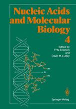 Nucleic Acids and Molecular Biology 4