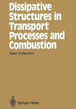 Dissipative Structures in Transport Processes and Combustion