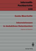 Inkonsistenzen in deduktiven Datenbanken