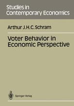 Voter Behavior in Economics Perspective