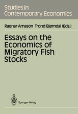 Essays on the Economics of Migratory Fish Stocks