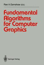 Fundamental Algorithms for Computer Graphics