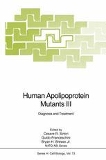 Human Apolipoprotein Mutants III