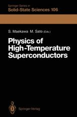 Physics of High-Temperature Superconductors