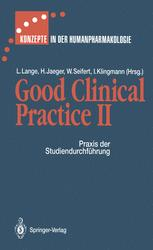 Good Clinical Practice II
