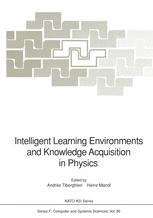 Intelligent Learning Environments and Knowledge Acquisition in Physics