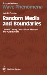 Random Media and Boundaries