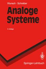 Analoge Systeme