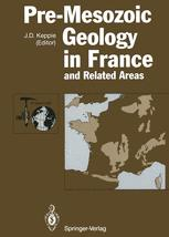 Pre-Mesozoic Geology in France and Related Areas