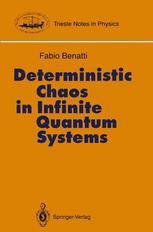 Deterministic Chaos in Infinite Quantum Systems