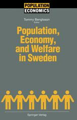 Population, Economy, and Welfare in Sweden