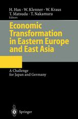 Economic Transformation in Eastern Europe and East Asia