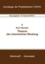 Theorie der chemischen Bindung