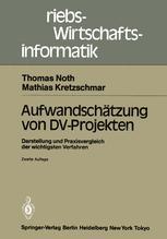 Aufwandschätzung von DV-Projekten