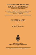 Cluster Sets