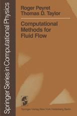 Computational Methods for Fluid Flow