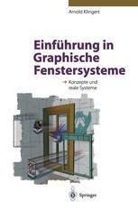 Einführung in Graphische Fenstersysteme