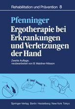 Ergotherapie bei Erkrankungen und Verletzungen der Hand