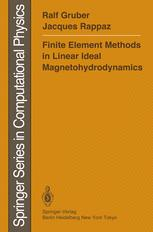 Finite Element Methods in Linear Ideal Magnetohydrodynamics
