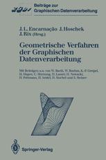 Geometrische Verfahren der Graphischen Datenverarbeitung