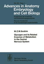 Glycogen and its Related Enzymes of Metabolism in the Central Nervous System