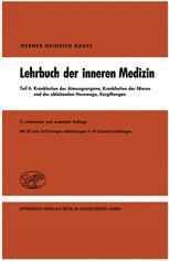Lehrbuch der inneren Medizin in vier Teilen