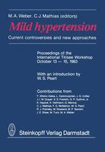 Mild hypertension