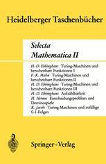 Selecta Mathematica II