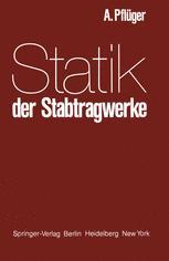 Statik der Stabtragwerke