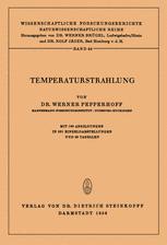 Temperaturstrahlung
