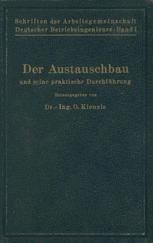 Schriften der Arbeitsgemeinschaft Deutscher Betriebsingenieure