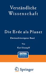 Die Erde als Planet