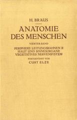 Anatomie des Menschen. Ein Lehrbuch für Studierende und Ärƶte