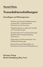 Transduktorschaltungen