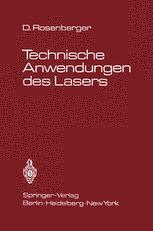 Technische Anwendungen des Lasers