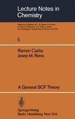 A General SCF Theory