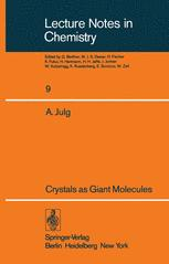 Crystals as Giant Molecules