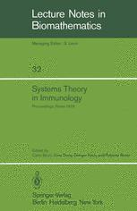 Systems Theory in Immunology