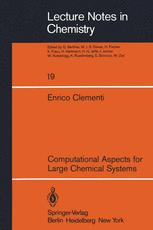 Computational Aspects for Large Chemical Systems